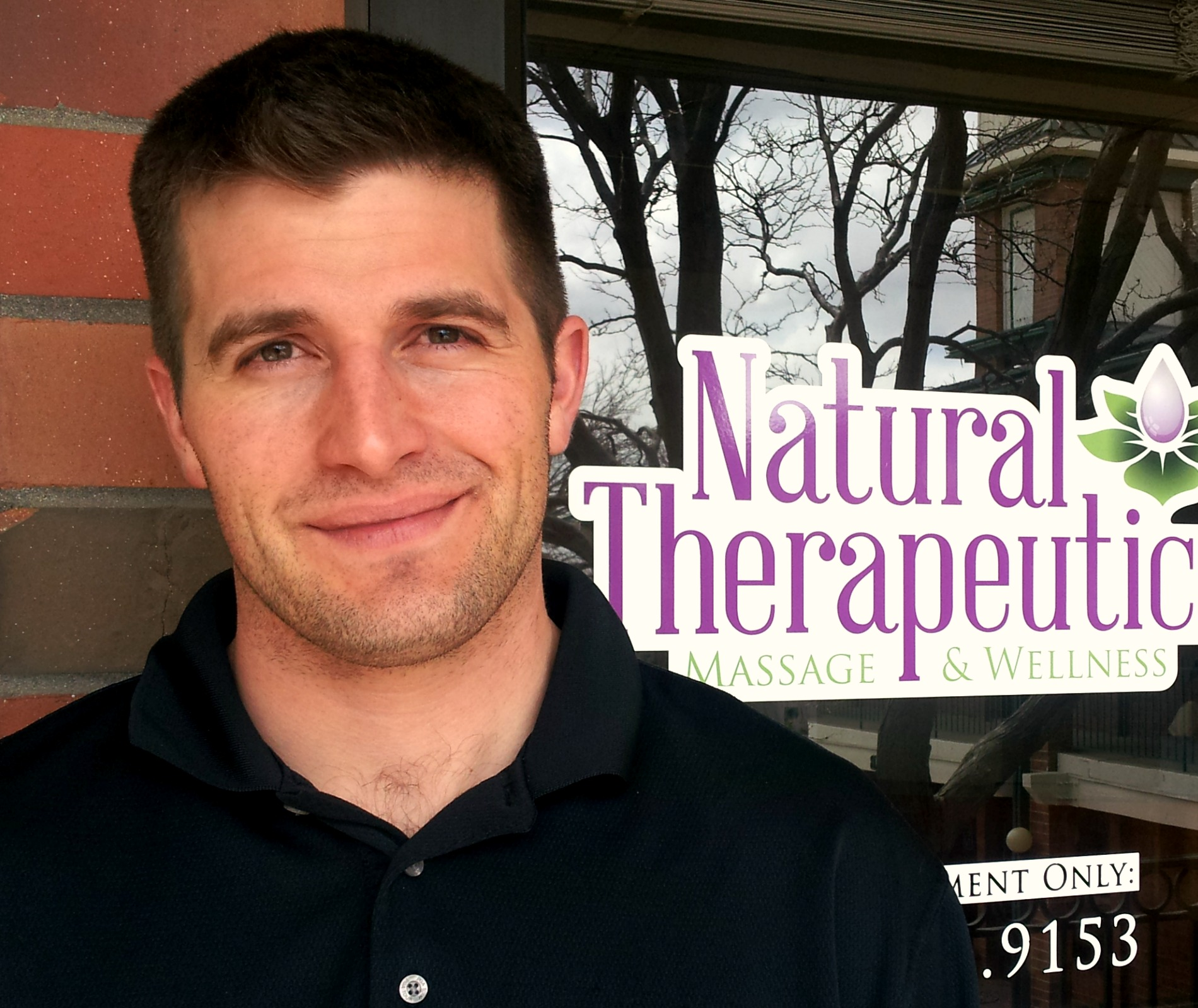 Brandon Prescott Massage Therapist