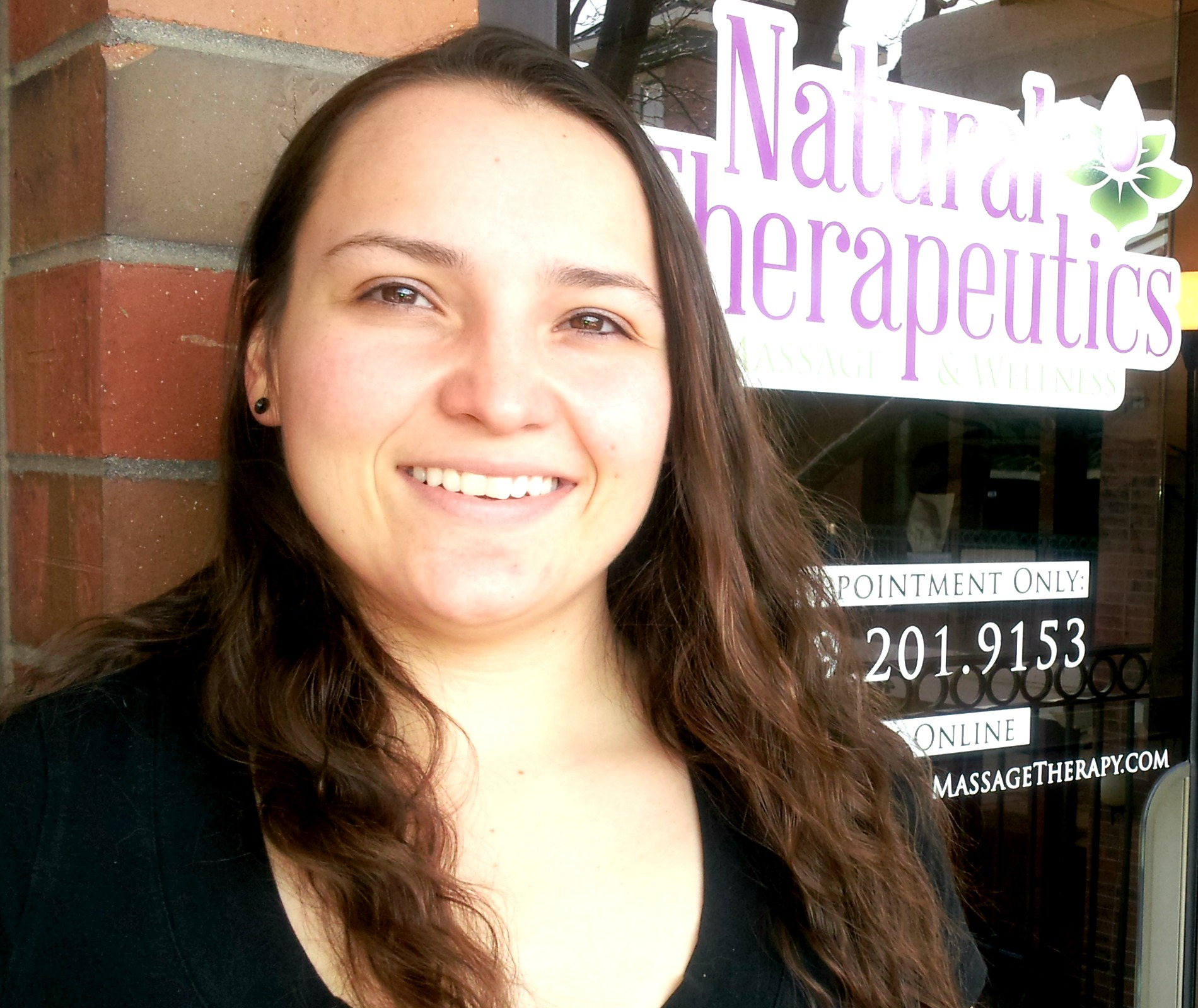 Melanie Suttle Massage Therapist